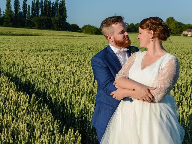 Le mariage de Amélie et Thomas  à Linselles, Nord 75