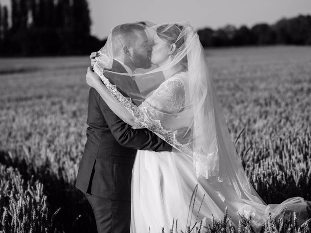 Le mariage de Amélie et Thomas  à Linselles, Nord 81