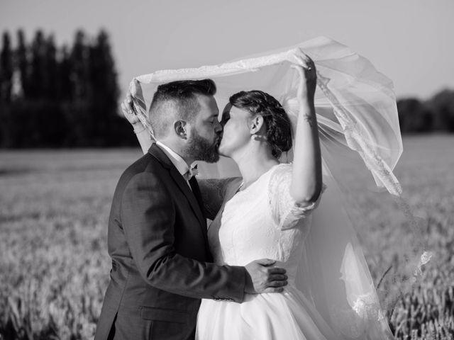 Le mariage de Amélie et Thomas  à Linselles, Nord 82