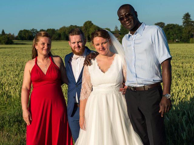 Le mariage de Amélie et Thomas  à Linselles, Nord 83