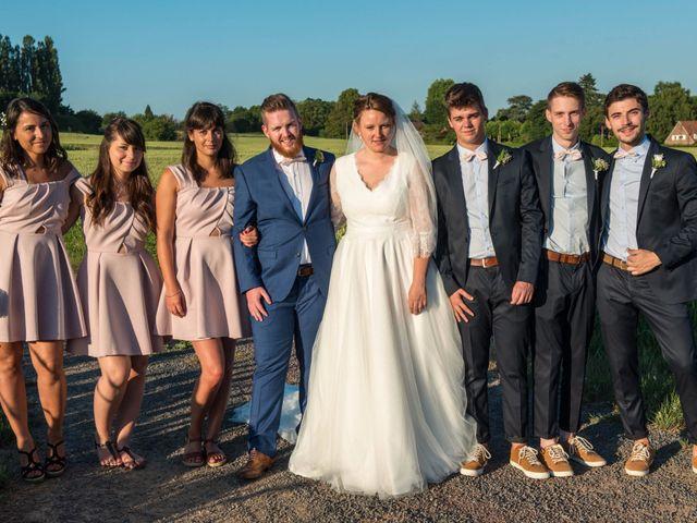 Le mariage de Amélie et Thomas  à Linselles, Nord 87