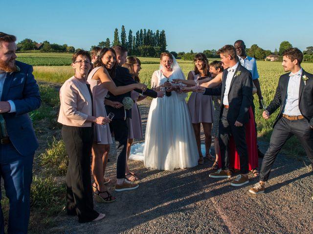 Le mariage de Amélie et Thomas  à Linselles, Nord 91
