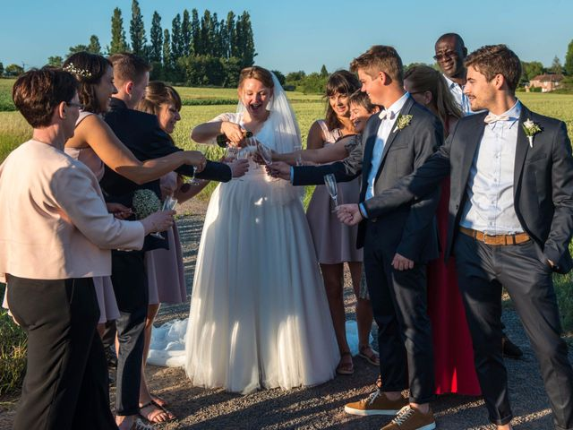 Le mariage de Amélie et Thomas  à Linselles, Nord 92