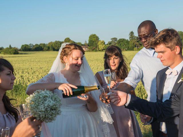 Le mariage de Amélie et Thomas  à Linselles, Nord 93