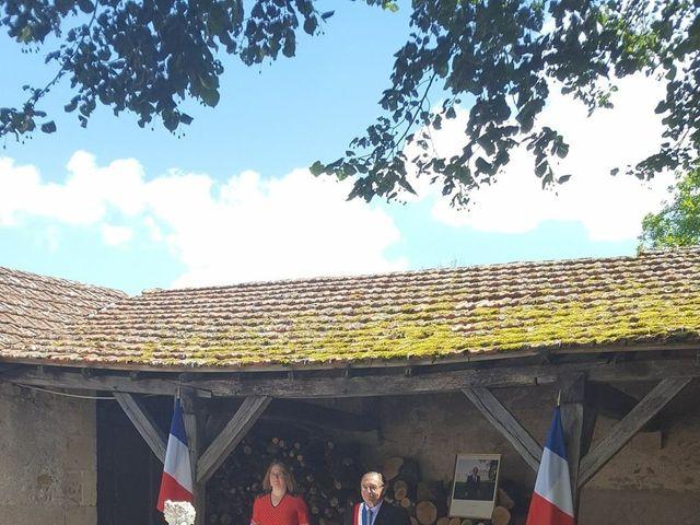 Le mariage de François et Anna à Livry, Nièvre 4