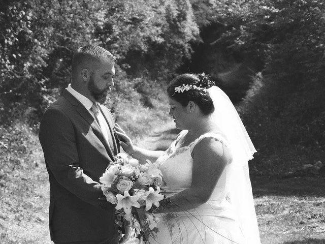 Le mariage de François et Anna à Livry, Nièvre 5