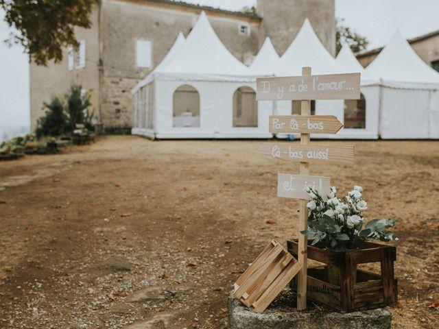 Le mariage de Pierre Henri et Marie Laure à Lyas, Ardèche 7