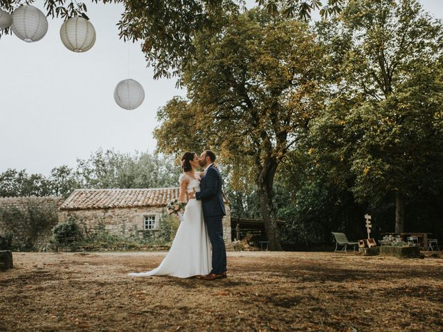 Le mariage de Pierre Henri et Marie Laure à Lyas, Ardèche 14