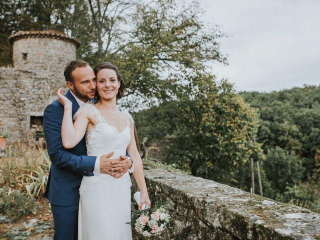 Le mariage de Pierre Henri et Marie Laure à Lyas, Ardèche 17