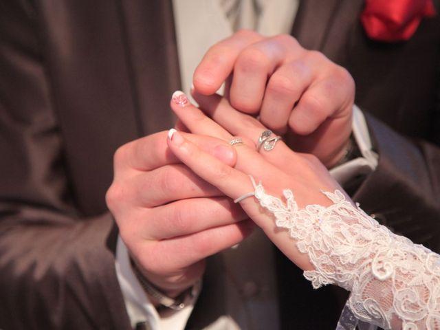Le mariage de Arnaud et Fidelia à Chevrières, Loire 15
