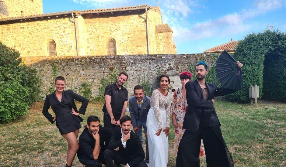 Le mariage de Ludovic  et Amelle à Fontanes, Lot