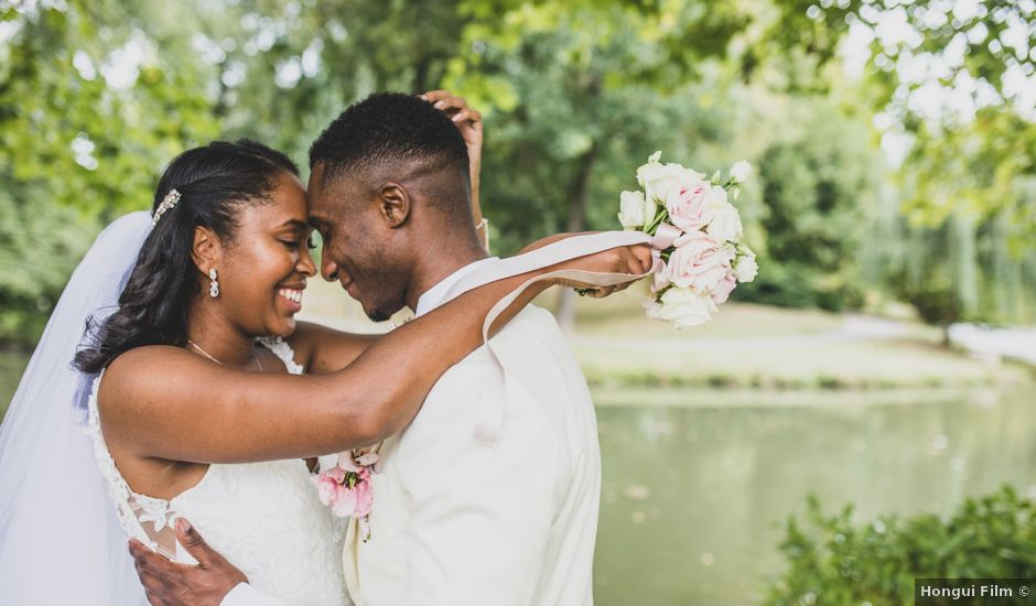 Le mariage de William et Emilie à Giremoutiers, Seine-et-Marne