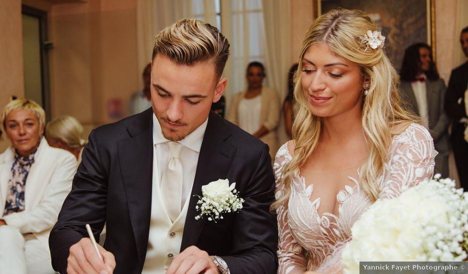 Le mariage de Arthur et Elsa à Cagnes-sur-Mer, Alpes-Maritimes