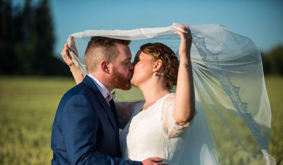 Le mariage de Amélie et Thomas  à Linselles, Nord
