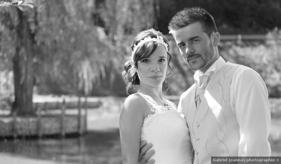 Le mariage de Arnaud et Fidelia à Chevrières, Loire
