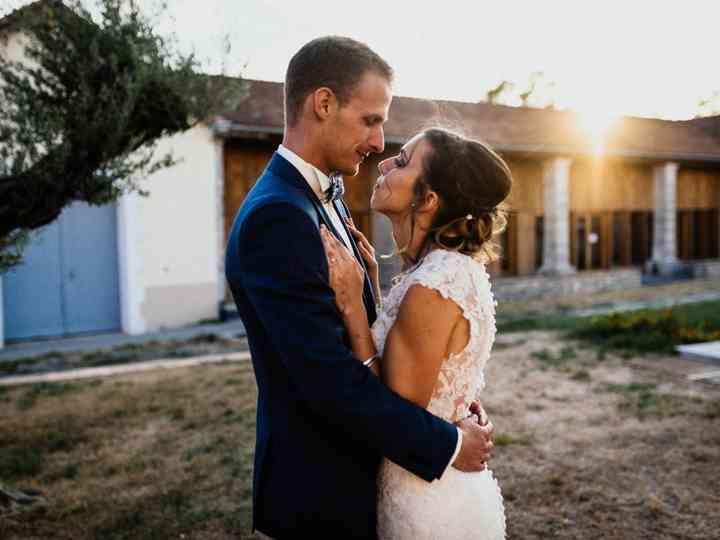Le mariage de Camille et Tomas