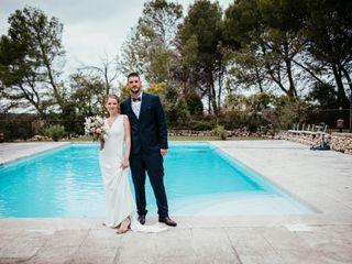 Le mariage de Leatitia et Jérome