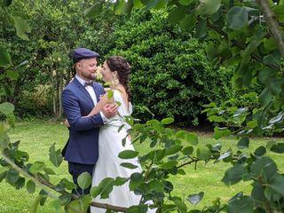 Le mariage de Cassandre et Aurélien