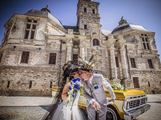 Le mariage de Catherine et Fabrice