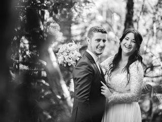 Le mariage de Justine et Franco