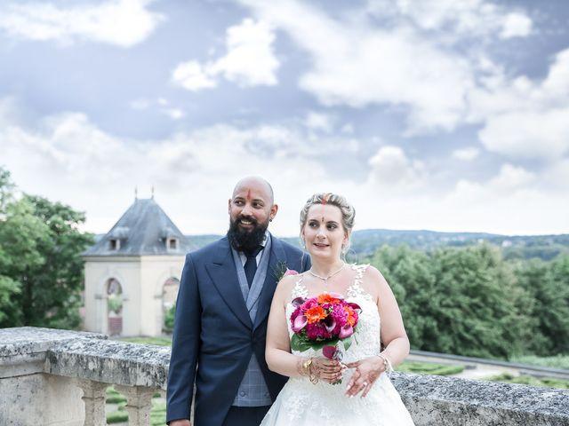Le mariage de Richie et Margaux à Pontoise, Val-d'Oise 2