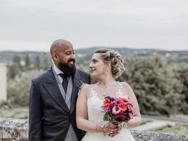 Le mariage de Richie et Margaux à Pontoise, Val-d'Oise 3