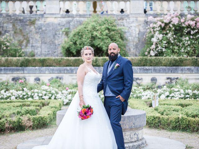Le mariage de Richie et Margaux à Pontoise, Val-d'Oise 5