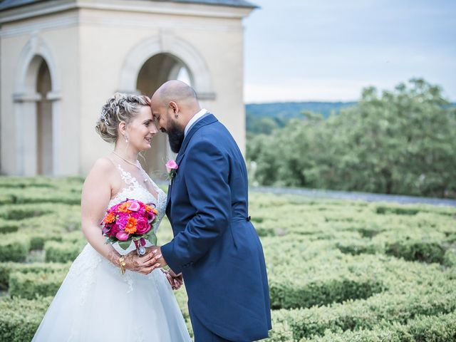Le mariage de Richie et Margaux à Pontoise, Val-d'Oise 6