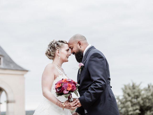 Le mariage de Richie et Margaux à Pontoise, Val-d'Oise 7