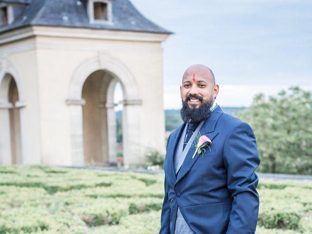 Le mariage de Richie et Margaux à Pontoise, Val-d'Oise 8