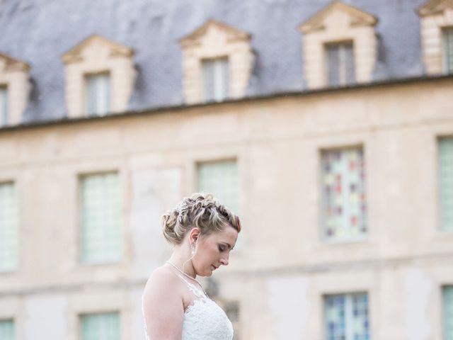 Le mariage de Richie et Margaux à Pontoise, Val-d'Oise 11