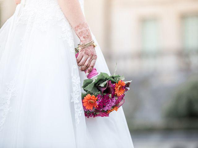 Le mariage de Richie et Margaux à Pontoise, Val-d'Oise 12