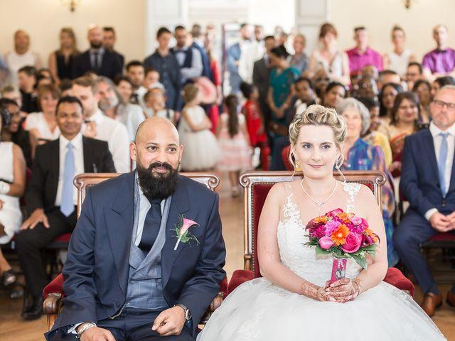 Le mariage de Richie et Margaux à Pontoise, Val-d'Oise 27