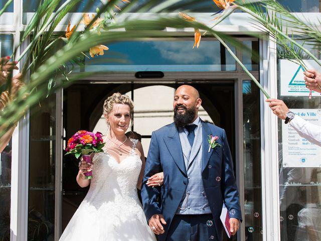 Le mariage de Richie et Margaux à Pontoise, Val-d'Oise 29