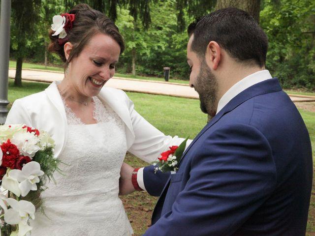 Le mariage de Maxime et Tiphanie à Vienne-en-Val, Loiret 12