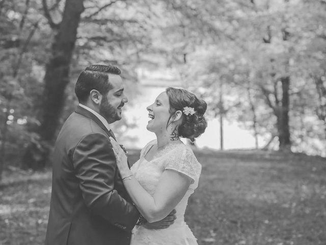 Le mariage de Maxime et Tiphanie à Vienne-en-Val, Loiret 15