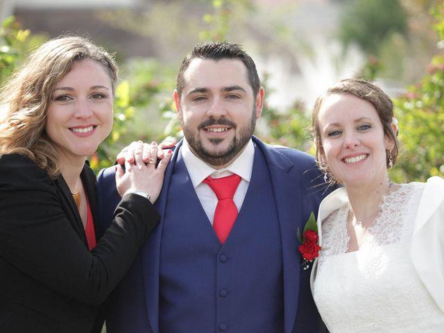 Le mariage de Maxime et Tiphanie à Vienne-en-Val, Loiret 47