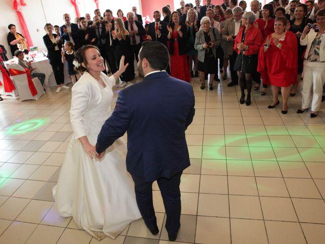 Le mariage de Maxime et Tiphanie à Vienne-en-Val, Loiret 48