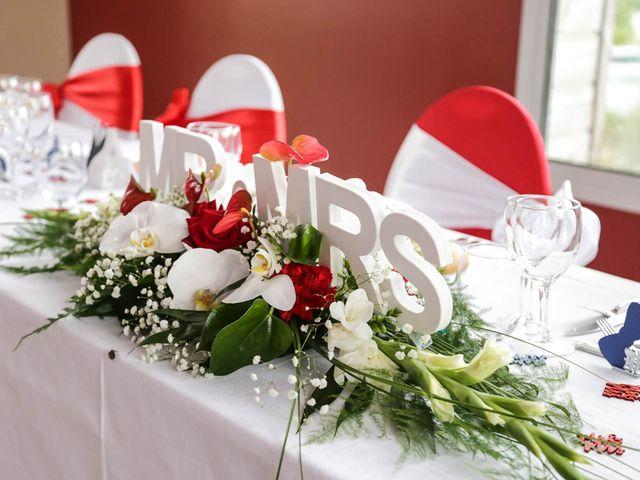 Le mariage de Maxime et Tiphanie à Vienne-en-Val, Loiret 56