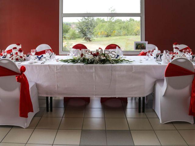 Le mariage de Maxime et Tiphanie à Vienne-en-Val, Loiret 58