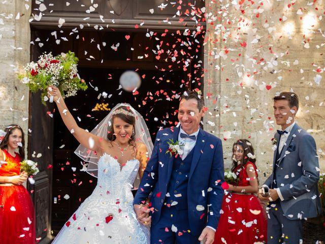 Le mariage de Lucie et Jean Michel