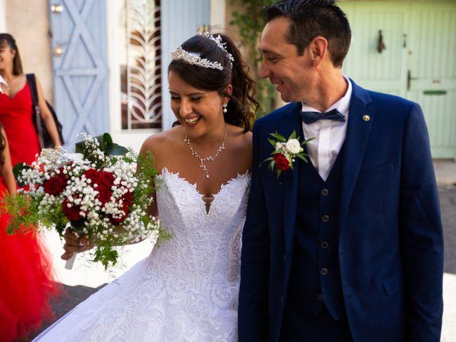 Le mariage de Jean Michel et Lucie à Tourbes, Hérault 13