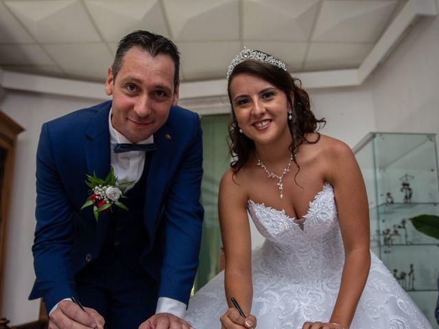 Le mariage de Jean Michel et Lucie à Tourbes, Hérault 14