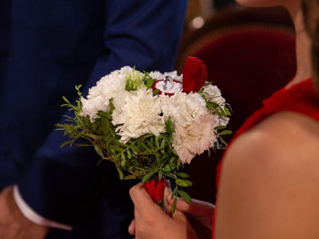 Le mariage de Jean Michel et Lucie à Tourbes, Hérault 17