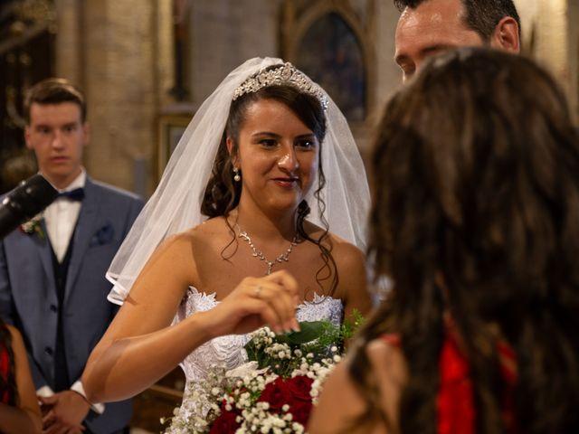 Le mariage de Jean Michel et Lucie à Tourbes, Hérault 20