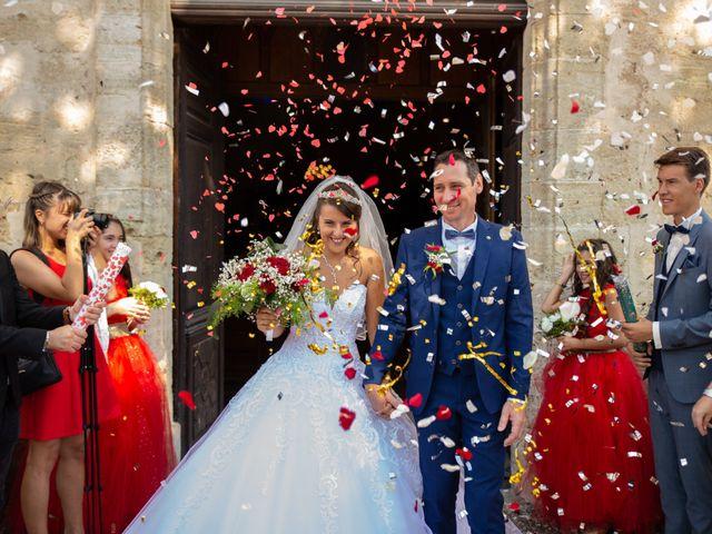 Le mariage de Jean Michel et Lucie à Tourbes, Hérault 21