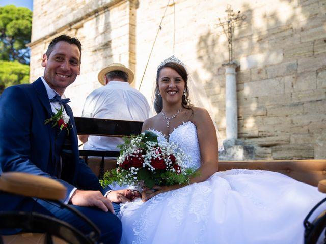 Le mariage de Jean Michel et Lucie à Tourbes, Hérault 23