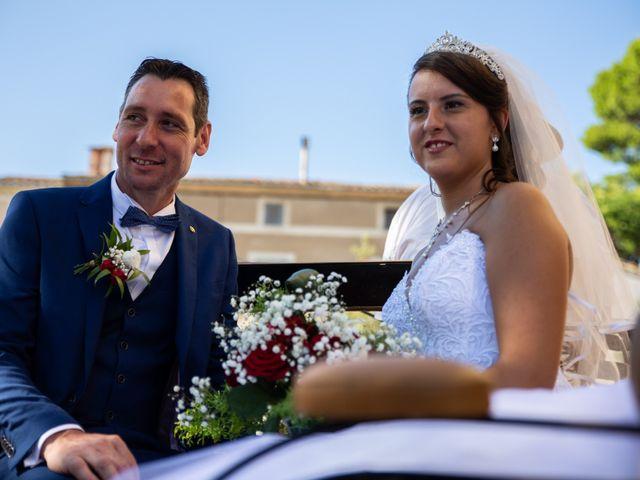 Le mariage de Jean Michel et Lucie à Tourbes, Hérault 24