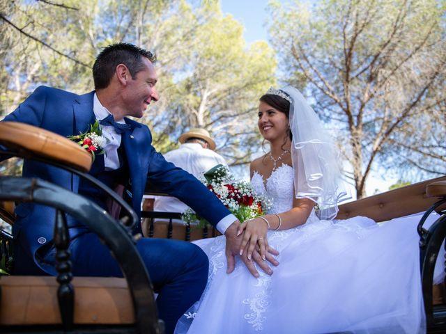 Le mariage de Jean Michel et Lucie à Tourbes, Hérault 25