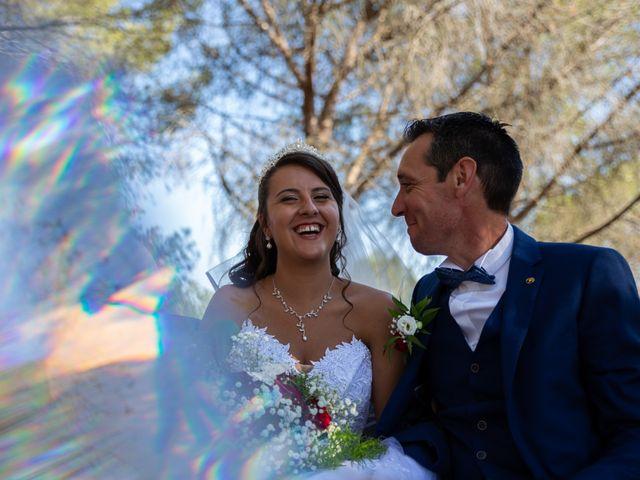 Le mariage de Jean Michel et Lucie à Tourbes, Hérault 28